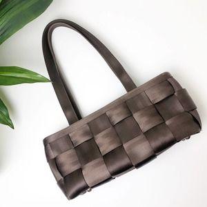 Harveys Seatbelt Bags Satchel Brown Shoulder bag